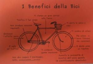 I benefici della bici